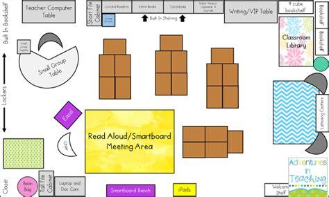 free design classroom layout digital classroom layout