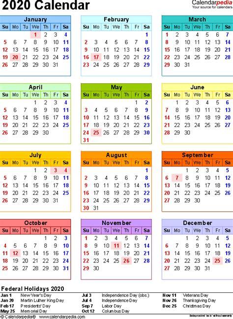 calendar    printable calendar templates