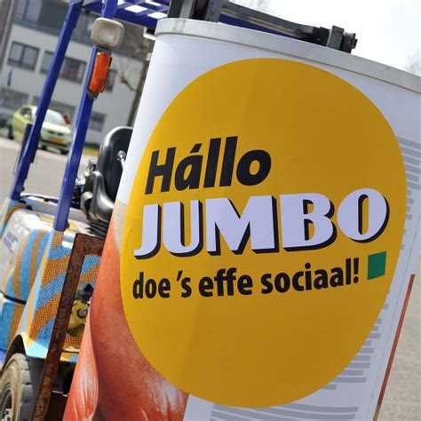 Jumbo Carie tv spotje fnv neemt hallo jumbo gevoel op de hak