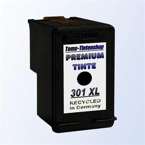 Tintenpatronen Epson 2544 by Druckerpatrone Nr 301 Xl Black F 252 R Hp Drucker Toms