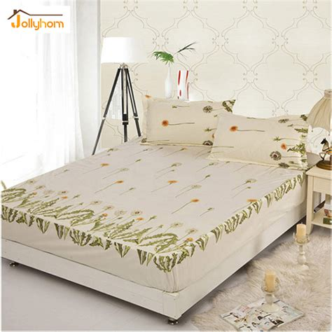 Bed Cover Set Saputra Single 120 X 200 Safari aliexpress buy 2015 bed fitted sheet with pillowcase