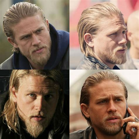 jax tellers long hair jax teller hair men s hairstyles haircuts 2018