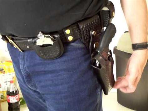 Rick Grimes Walking Dead Belt Set walking dead duty holster