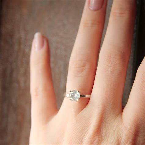 one carat rings wedding promise