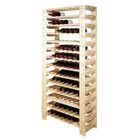 Swedish Wine Rack by Target The Wine Enthusiast Swedish Wine Rack Wood Image Zoom Wine Cellar
