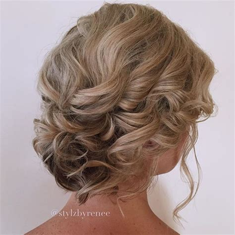 Hairstyles Updos For Curly Hair by 1000 Ideas About Hair Updo On Hair Updo