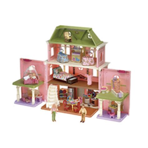 fisher price loving family grand dollhouse set