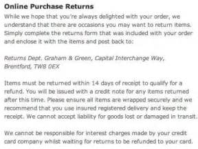 shipping and returns policy template why retailers shouldn t charge for returns
