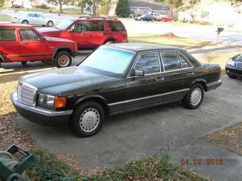 mercedes benz 300sdl w126 1986 1987 factory workshop service manual find used 1987 mercedes benz 300d engine not running in pleasant mount pennsylvania united states