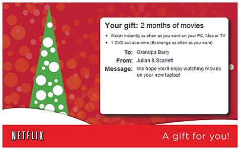Netflix Uk Gift Card - 8 very last minute gifts babycenter blog