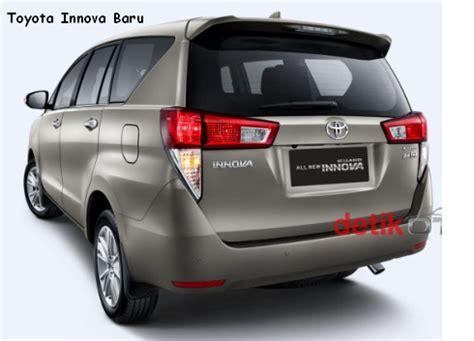 Mobil Kijang Putih by Harga Kredit Mobil Toyota Innova 2018 Promo Cashback Dp