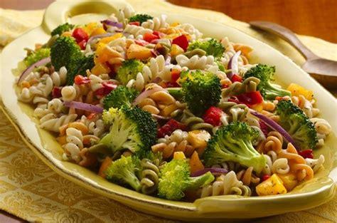 vegetarian pasta salad recipe fresh vegetable pasta salad recipe