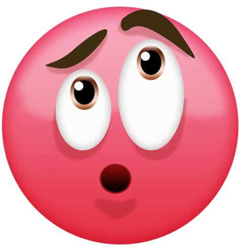 confused emoji clipartsco