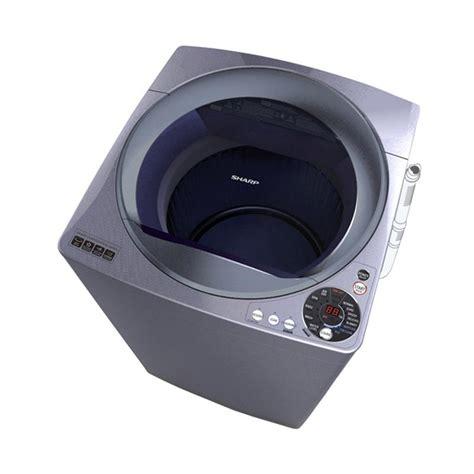 Mesin Cuci Sharp Megamouth jual sharp megamouth series es m1108t sa mesin cuci top