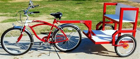bike trailer hitch diy the world s catalog of ideas