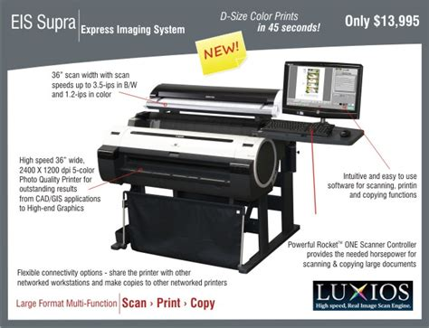Large Document Scanner
