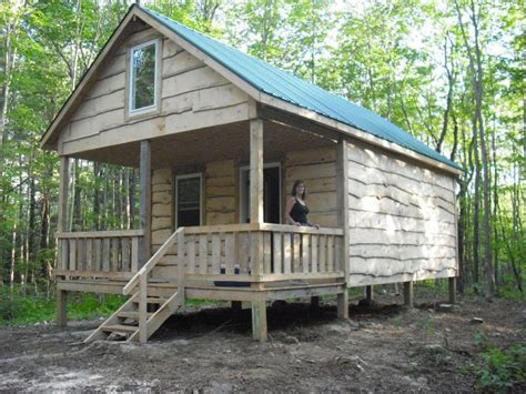 how to build small log cabin how to build a website build