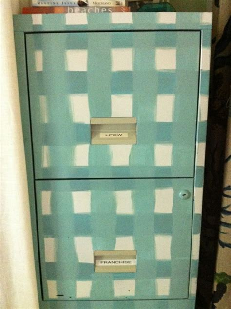 ideas  painted file cabinets  pinterest