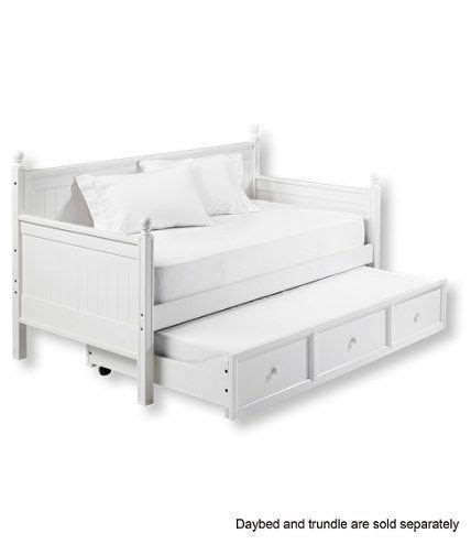 ll bean bed frame 25 best ideas about twin size mattress dimensions on