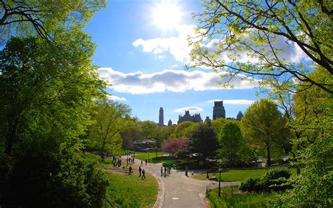 Garden City City Just Visiting Central Park New York City You Get