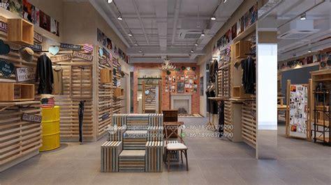 ria maria womens clothing shop interior design  store