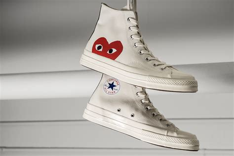 Jual Converse X Cdg comme des gar 199 ons play chuck all 70s collection