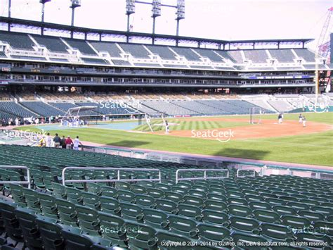 Section 112 Comerica Park by Comerica Park Section 112 Seat Views Seatgeek