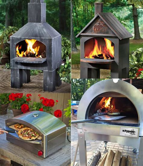 pizza ovens   buy   designrulz