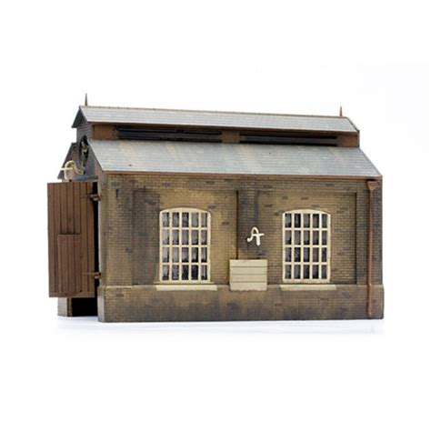 The Engine Shed Model Shop by Dapol Engine Shed Ho Oo Scale