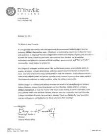 movsm template army letter of recommendation sle cover letter templates
