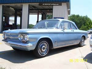 1963 Chevrolet Corvair 1963 Chevy Corvair Monza 900 Series