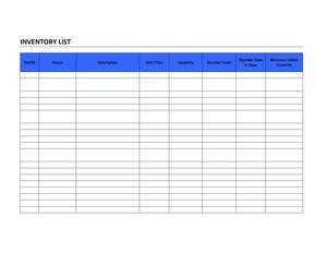 Office Supply Office Supply Inventory Spreadsheet Office Supply Inventory Template