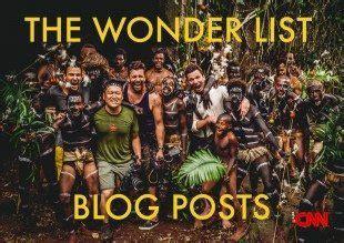 """the wonder list"" post 1: choosing the right cameras"