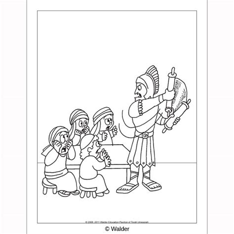 Chanukah Story Coloring Pages the chanukah story coloring book walder education