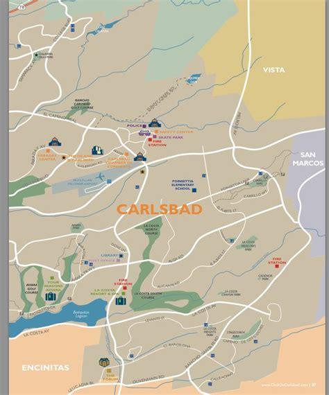 carlsbad map california carlsbad map part 2