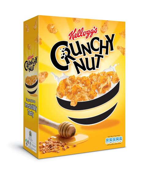Free Uk Finder Free Box Kelloggs Crunchy Nut Free Stuff Finder Uk