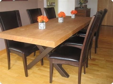 diy dining room tables some cool diy dining room and more table ideas