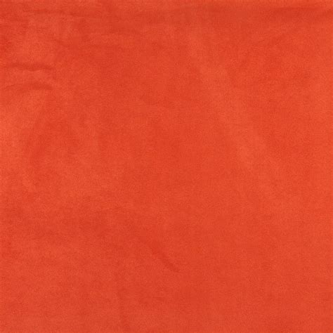 microsuede upholstery fabric orange microsuede upholstery fabric by the yard