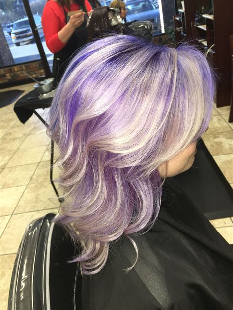 root hair color purple roots hair hair with roots hair