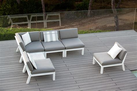 steel or aluminum patio furniture attractive aluminium outdoor furniture steel or aluminum patio furniture outdoorlivingdecor
