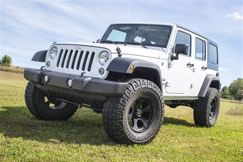 Lift Kit For Jeep Wrangler Jk 2016 Jeep Jk Lift Kits By Zone Offroad Products