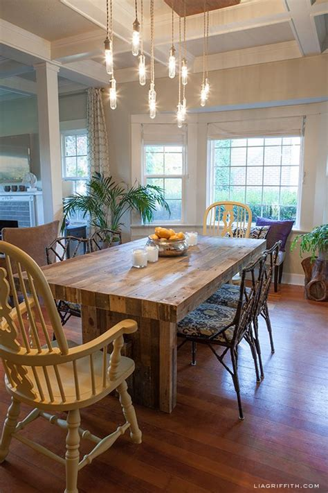 Diy Dining Room Lighting Ideas Diy Chandeliers That Will Light Up Your Day