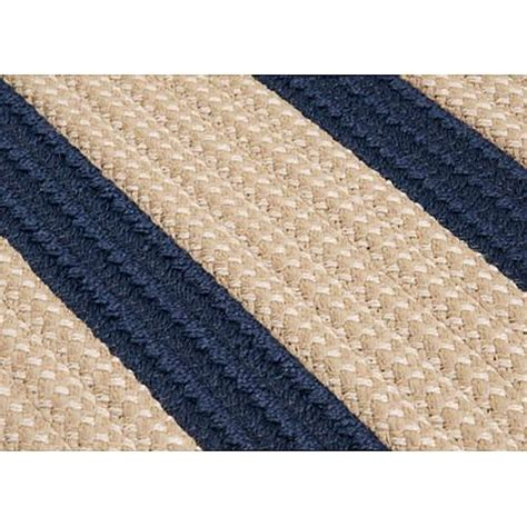 boat rugs colonial mills boat house 8 square rug navy 7448357 hsn