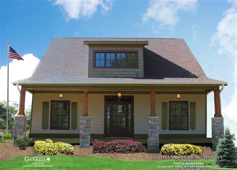 bungalow plans san jose bungalow a house plan house plans by garrell