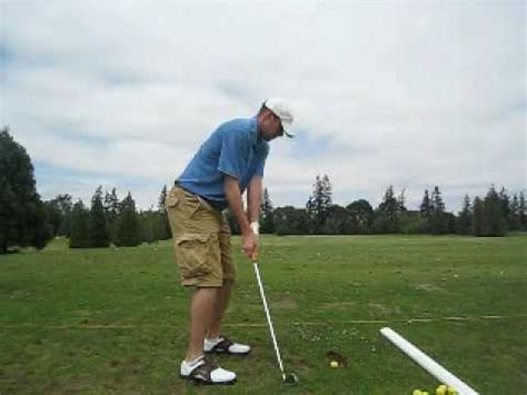 in to out swing plane brad s golf swing slice analysis inside out swing plane