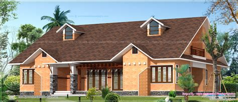 mud house design 1775 square feet 3 bedroom mud house kerala home design and floor plans