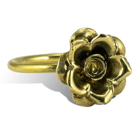 brass rings coco loco jewelry