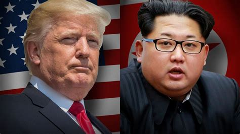 donald trump and kim jong un trump believes north korea will keep word on missile tests