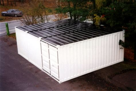Container Selbst Lackieren by Neue Lagercontainer Anlagen In Modulbauweise