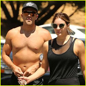 Katharine Mcphee And Boyfriend At N Jills In Beverly by See What O Town S Is Up To These Days